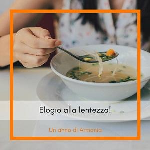 LA ZONA PRANZO: il tuo rapporto con il cibo!