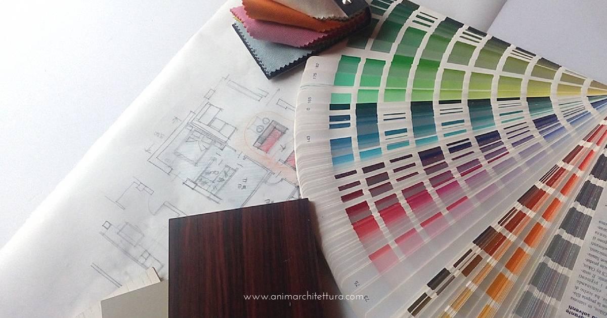 colore, cromoterapia, animarchitettura, interior design, arredamento
